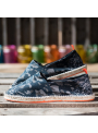 "Espadrilles ""What The Funk Collection "" modèle Warrior Skull"