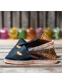 "Espadrilles ""What The Funk Collection "" modèle All eyes on me"