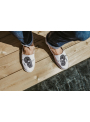 "Espadrilles  ""What The Funk Collection ""  modèle Barbier"
