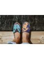 "Espadrilles  ""What The Funk Collection ""  modèle Liebe Lich"